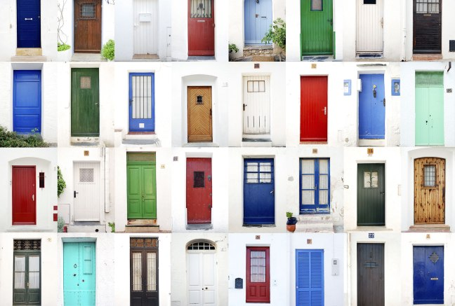 What Does The Color Of Your Front Door Mean About You